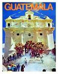 Guatemala Travel Poster 1