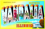 Vandalia Illinois Greetings
