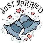 Wedding Bells Just Married