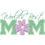Best Mom Green