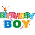 Birthday Boy Letters