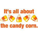 Halloween T-Shirt - Candy Corn
