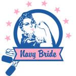 Rosie Navy Bride