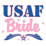 Star USAF Bride