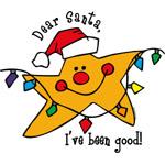 Dear Santa Star