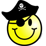 Smiley Pirate