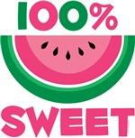100% Sweet Watermelon