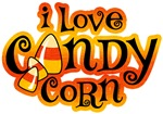 I Love Candy Corn