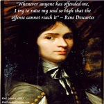 Rene Descartes & Soul Quote