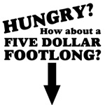 Hungry? How about a $5 Footlong?