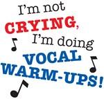 I'm doing Vocal Warm-ups!