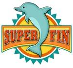 SUPER FIN - MEN'S T-SHIRTS