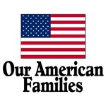 Our American families (dozens of designs!)