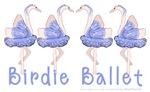 Birds Dancing  Ballet