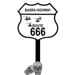 Pro-War 666 Shirt