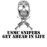 U S Marine Sniper T's.