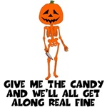Halloween T's to wear for trick or treating