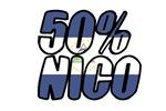 50% nico