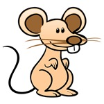 Keen Mouse Mascot Items