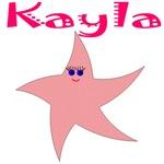 Kayla (starfish)