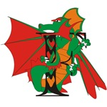 Dragon F Personalized T-shirts & Gifts