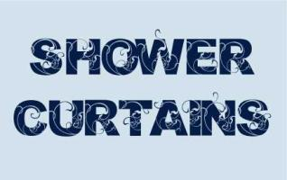 NEW! Shower Curtains