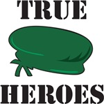 True Heros - Green Berets