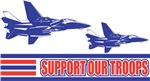 Support our Troops - Air Force