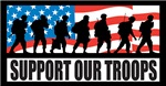 Support our troops - Infantry