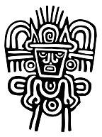 Aztec Man