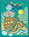 Sweet Mama Mermaid