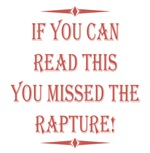 Missed the Rapture