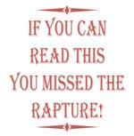 Missed the Rapture