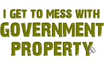 GOVERNMENT PROPERTY - GREEN