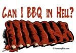 Can I BBQ in Hell?