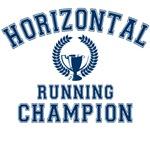 horizontal running champion