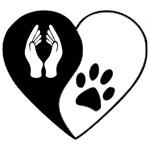Yin/Yang Heart, Dog, Cat Pets