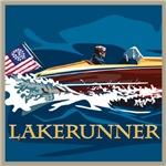 Lakerunner Wooden Boat