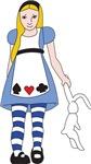 Alice Wit Rabbit