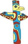 Alaskan Totem Pole