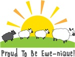 Proud To Be Ewe-Nique