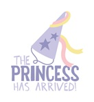 The Princess Has Arrived!