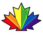 Pride Maple Leaf