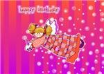 Angel Birthday Cards