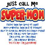 Super Mom Humor