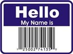 Hello - Bar Code