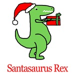 Santasaurus Rex