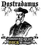 Nostradamus Sex Logo