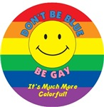 Don't Be Blue, Be Gay