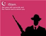 Pink iSlam